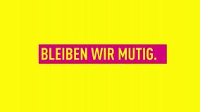 Zum Tag der deutschen Einheit: Bleiben wir mutig!